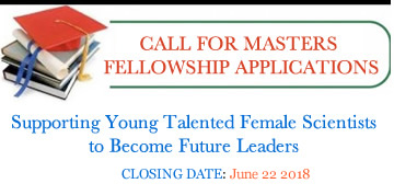 CALL FOR MASTERS